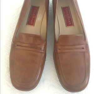 Cole Haan Chestnut Classic Leather Loafers Sz. 8